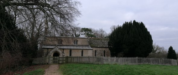 All Saints, Little Casterton